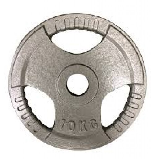 10kg   Olympic hammertone  Weights