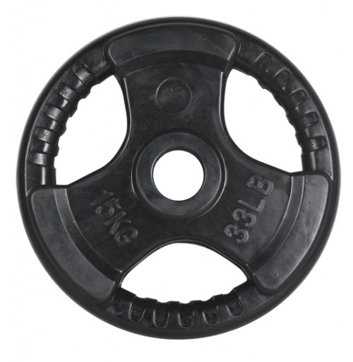 15kg   Rubber Coated Olympic Weights
