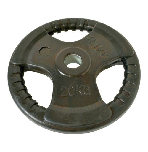 20kg   Rubber Coated Olympic Weights