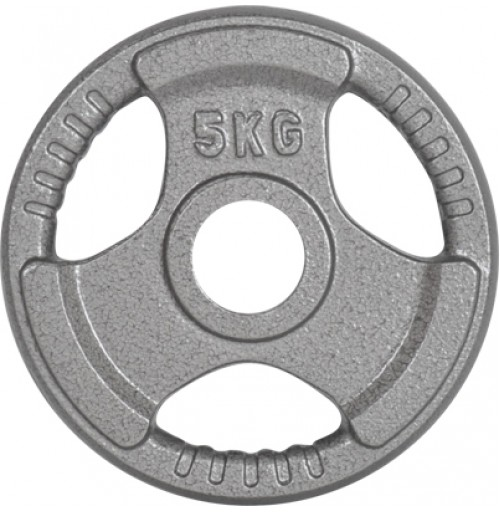 5kg   Olympic hammertone  Weights