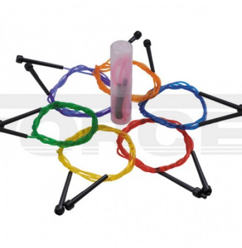 Skipping Rope Counter Display Pack of 12x Ropes
