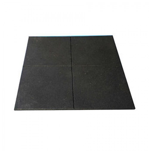 Gym Mats Full Commercial 1m x 1m x 15mm