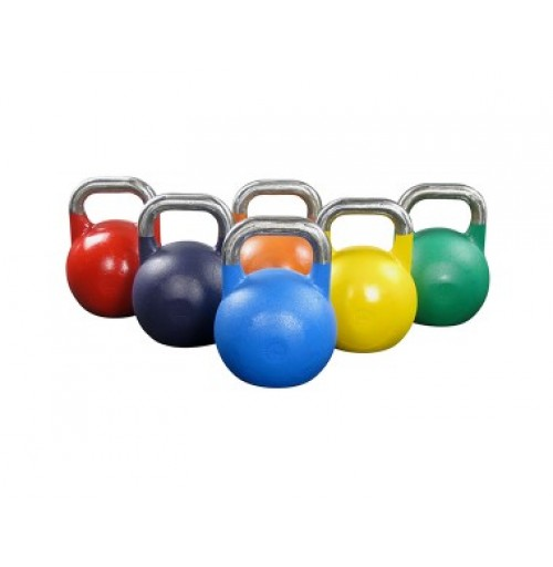 Pro Grade Competition Kettlebells  Full  Package Deal