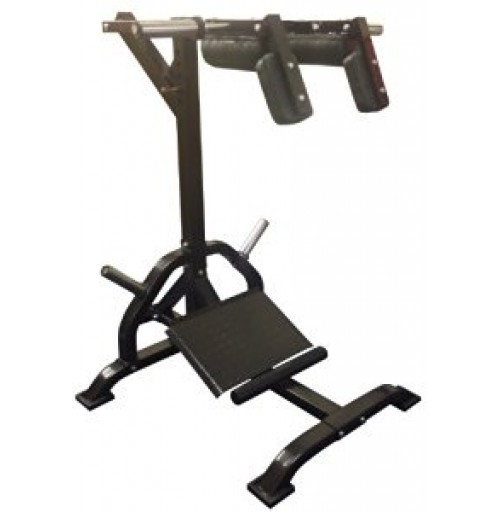 Leverage Squat / Calf Raise Machine