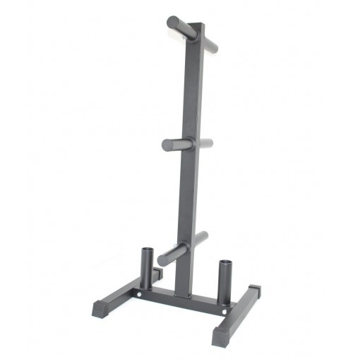 Weight Rack Olympic  Size With Bar Holders + Bumper Plates Storage