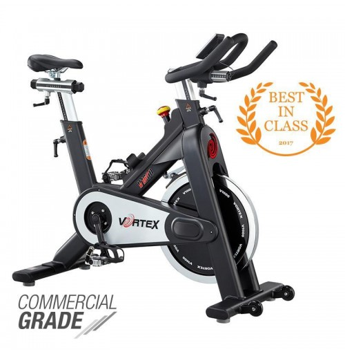 VORTEX V1600 SPIN BIKE - 28KG FLYWHEEL - COMMERCIAL