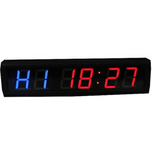 Crossfit Timer Countdown Timer Fitness Clock Boxing Timer