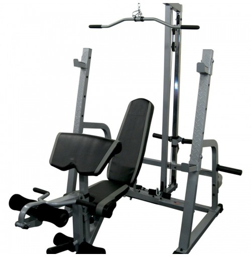 FORCE USA SQUAT STAND & BENCH