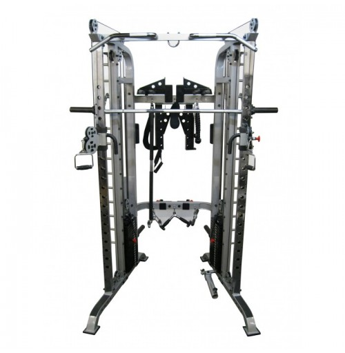 G6  Smith Machine Power Rack Functional Trainer