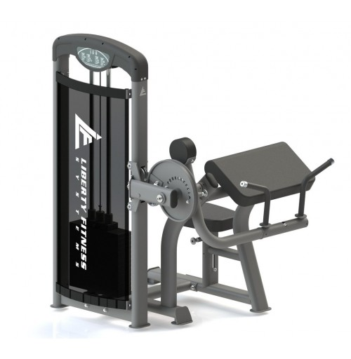 LIBERTY FITNESS ATLANTIC SERIES BICEP CURL / TRICEP EXTENSION DUAL FUNCTION EX-DEMO